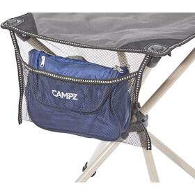 CAMPZ 4 Legs Folding Stool XL anthracite